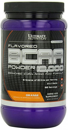 BCAA 12000 прах от Ultimate Nutrition