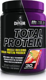 CUTLER NUTRITION Total Protein Whey Protein